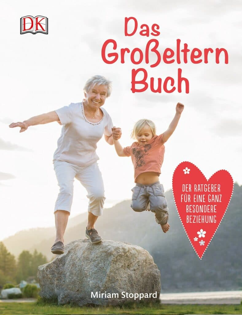 Das Großeltern-Buch - Geschenk Schwangerschaft zu verkünden