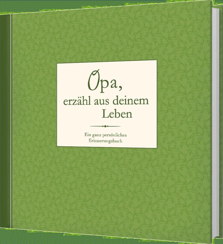 Ausfüllbuch für Opa - Geschenk für Opa