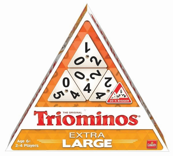 Familienspiel Triominos XL