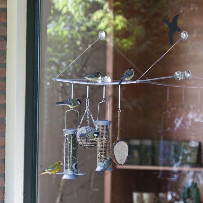 Fenster-Futtersysteme - Geschenk zum 75. Geburtstag