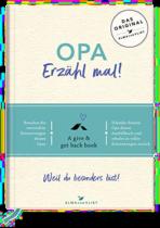 Geschenkbuch für Opa - Opa, erzähl mal