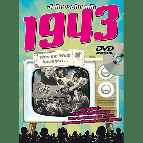 Jahreschronik auf DVD - originelles Geschenk für Opa