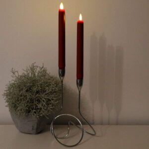 LED Kerzen - Geschenk für Opa 85 Jahre