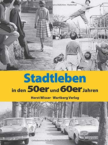 Nostalgisches Fotobuch - Stadtleben