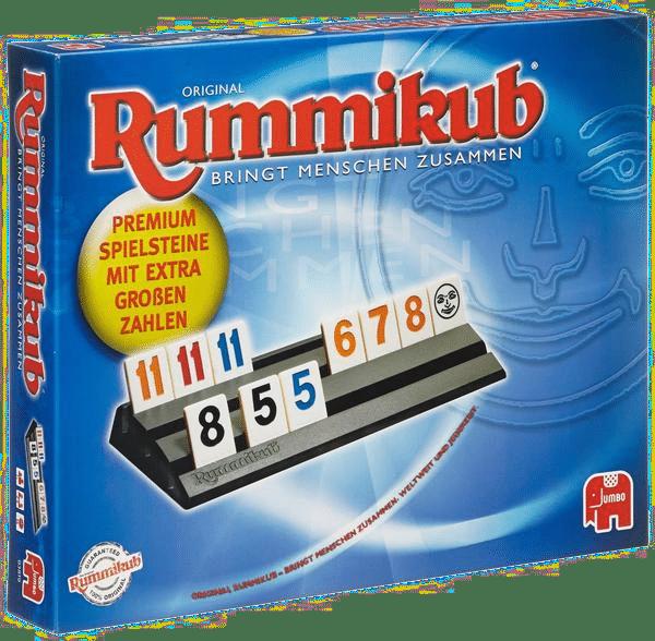 Rummikub XXL - Geschenk für Opa