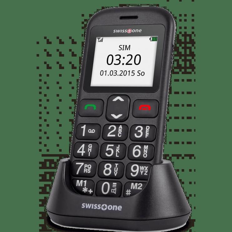 Seniorenhandy - Mobiltelefon für ältere Menschen