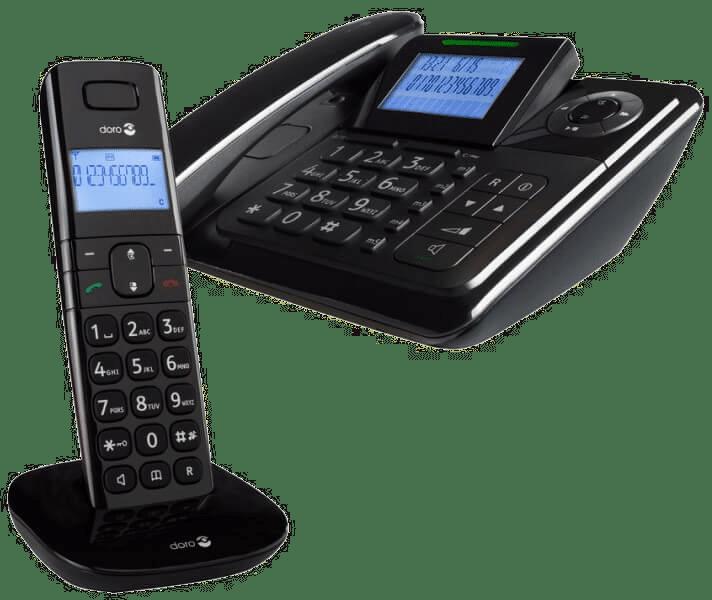 Seniorentelefon schnurlos - Geschenk für ältere Menschen