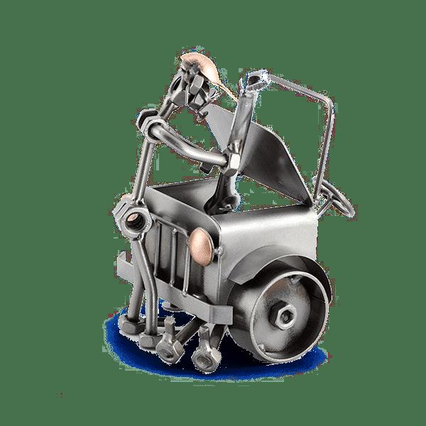automechaniker - originelles Geschenk für den Opa