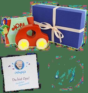 Geschenk für einen Opa von 60 Jahren