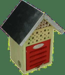 Insektenhotel - Geschenke für den Garten