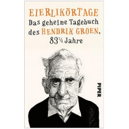Buch fur Opa tagebuch hendrik groen 83jahre