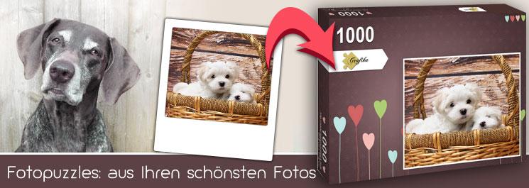 Fotopuzzle - Geschenk für Opa
