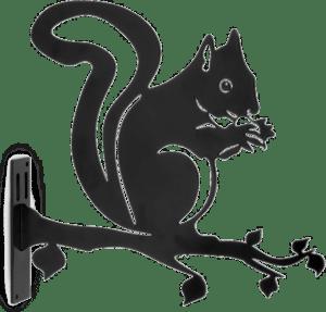 Geschenk für Opas Garten - metallsilhouette