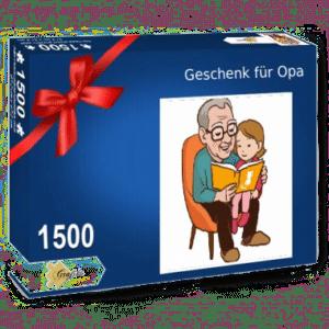 foto puzzle opa