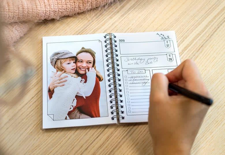 FotoAgenda - Agenda selbst gestalten