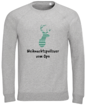 Weihnachtsgeschenk für Opa - Pullover