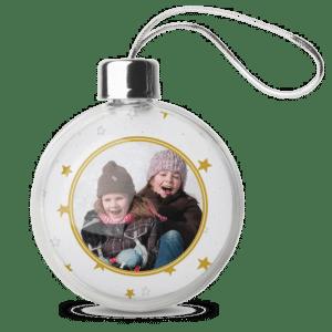 Geschenk zu Weihnachten für Großeltern