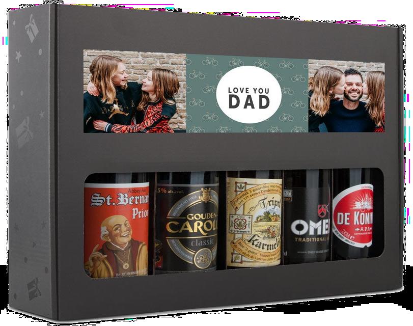 Geschenke zum Vatertag - Bierpaket