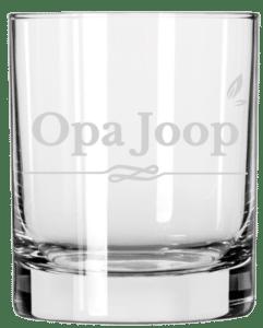 Vatertagsgeschenk für Opa - Whiskyglas mit Gravur
