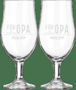 Geschenk für einen Bierliebhaber Opa