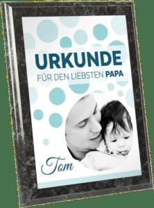 geschenkidee für Vatertag