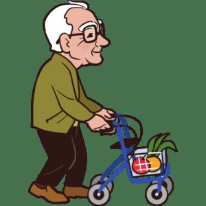 Geschenk für Großvater
