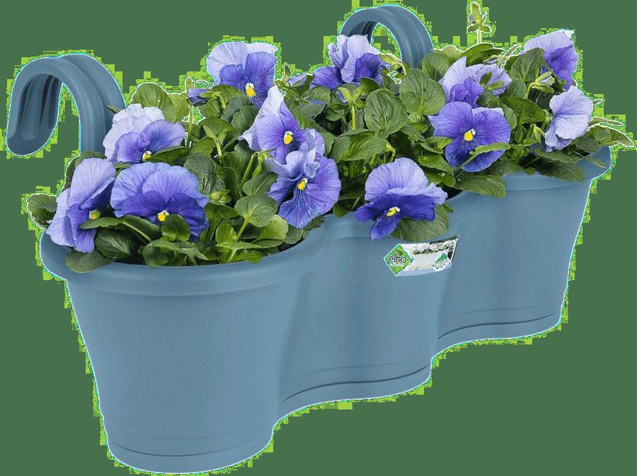 Blumenkästen Balkon - Blumentopf Geländer