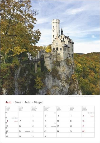 Deutschland Kalender - Kalender für einen älteren Mann