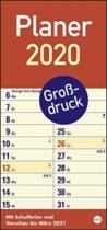 Kalender in Großdruck - Geschenk für Opa