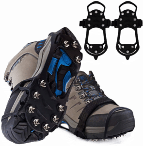 Schuhspikes Winter - nützliches Geschenk für Senioren