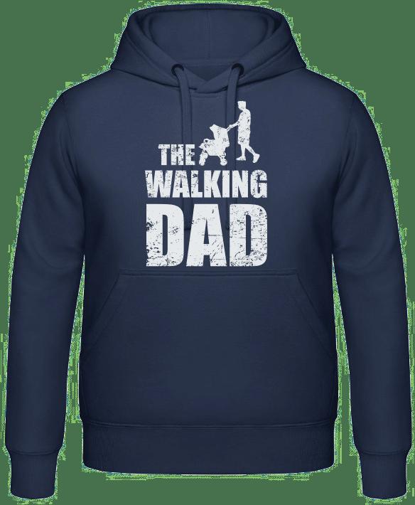 Vatertagsgeschenk - Hoodie Walking Dad