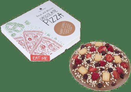 Geschenke aus Schokolade - ChocoPizza