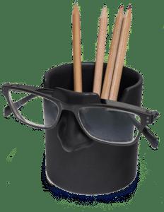 Brillenhalter - Geschenk für Opa