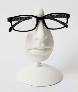 Brillenhalter Brillenständer - Geschenk Opa 90 jahren