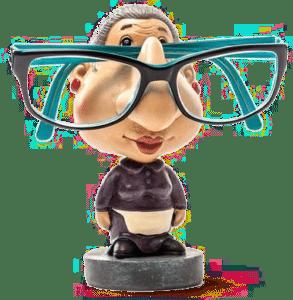 Brillenständer Oma