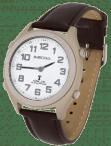Geschenkidee für einen älteren Opa - Sprechende Armbanduhr