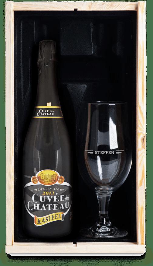 Geschenk Mann 70 Jahre - Bier Geschenkset