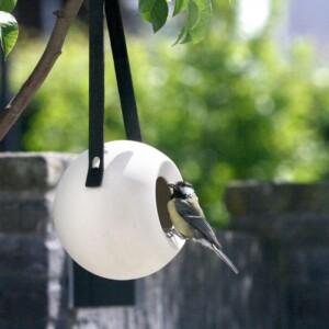 Geschenk für Opa - Schönes Vogelhaus