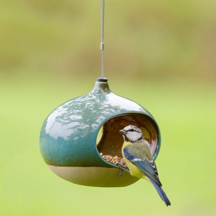 Vogelhaus - Geschenk Garten Opa