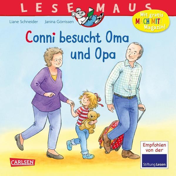 Vorlesebuch für oma und opa - Conni besucht Oma und Opa